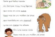 Proyecto Prehistoria / by Maria Gomez