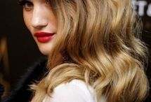 Red Lips / by The Clean Beauty Blog