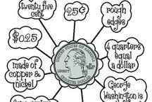 Classroom - money / by Sonya Vittiglio