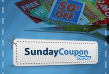 Sunday Coupon Previews / by Connie Fox
