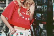 My Love for 90's fashion / by Channary Ney