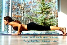 Fitness & Dance / by Melanie Paris YogaFitness