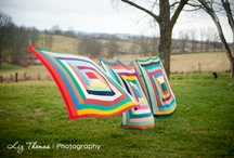 Log Cabin Blankets / by Jessica Mullinax