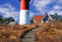 Lighthouses / by Beverly Bailey Parker