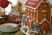 Christmas Decorations / by Frances Schultz