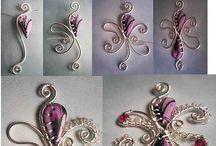 jwelery crafts / by Cindy Edwards