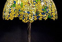 Tiffany Lamps / by Sue Robinson