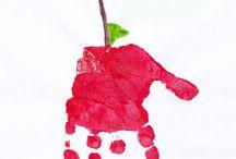 Handprint art / by Carmen Thomas