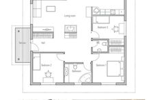 House plans / Ideas for new build / by Dot Grosdidier