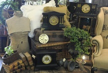 Clocks / by The Whittakers