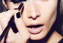 makeup / by Mercedes Navarro
