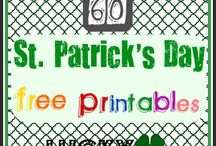 St. Patrick's Day / by Chandra Theis
