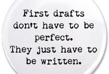 Writing - the Editing Process / pins for peer and self edits / by Theresa L Christensen