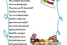 Dr Seuss / by Katherine Morgan