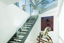 INT | Escaleras / Stairs / by Fabián Marcelo Escalante