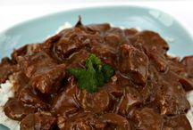 Crock pot recipes / by Susan Woody