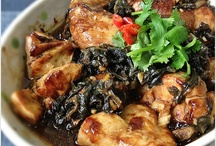 Singapore Chinese Homecooking Dishes / by Jean Dlite