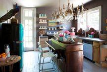 Kitchens / by Morgan Virginia Bradshaw