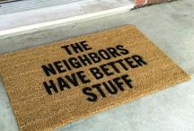 For the Home / if I had a cash flow that wasn't of the Dollar General Store brand... / by Angela Franklin