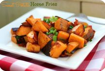 Scrumptious Side Dishes / by Staci Salazar {7onaShoestring.com}