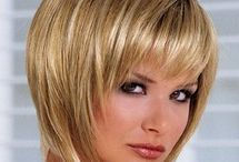 hairstyles / by Heidi Tucker