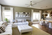 Living Rooms / by Melissa