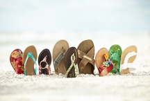 Flip Flops / Our favorite flip flops for Spring Break, beach vacation, girls getaway - and more! / by Bealls Florida