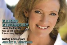 Karen Kingsbury Presents FamilyFiction / Check out our latest issues which includes the new Baxter e-Series! / by FamilyFiction