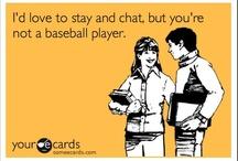 Baseball ❤️ / by Bethany Alford