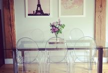 dining rooms / by Shannon Cerruti