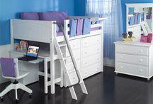Crosstyn's bedroom / by Michelle Rice