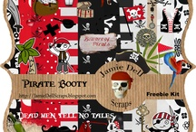 Project 365 and digital scrapbooking (mostly freebies) / by Jennifer H