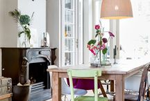 Dining Rooms / by Olaimar Decor