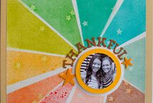 Scrapbooking - Inspiration / by Spotted Canary