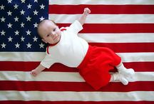 Patriotic Babies / by Cherry Tree