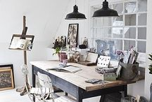 Craft Room / by Cami Coulson