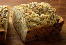 bread│savoury / by Julie