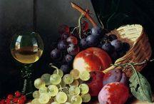 Grapes and wine / by Joke van Dijk