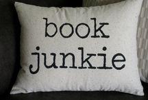 Bookish Stuff / Just that / by Amanda Patterson