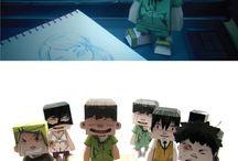 Character Design / by Alfalfa Studio
