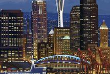 Seattle, my future home! / by Chella Davis