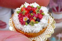 Sandy B--Miniature Food / by Sandra Belisle