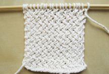 Knitting and crochet / by Tyler Singleton