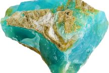 Gemstones Minerals More / by indigobjects