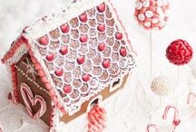 gingerbread house / by Luciana Borges