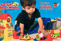 In the Fast Lane with Go! Go! Smart Wheels / by VTech® Toys