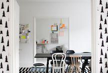 house / design, decor, inspiration / by Ariel Meier