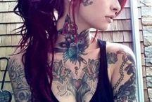Tattoooooos / by Kristin Braden