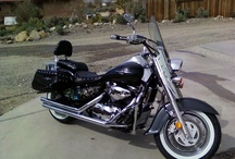 Motorcycles / by Noland Wasson