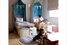 Kids Rooms / by Stacy Lawrence